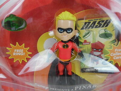 Disney exclusive Pixar The Incredibles DASH  action figure new - unopened