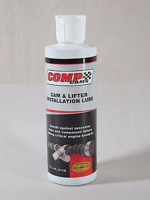 Comp Cams 153 Pro-Cam Lube 8 OZ. Bottle Cam & Lifter Installation Lube