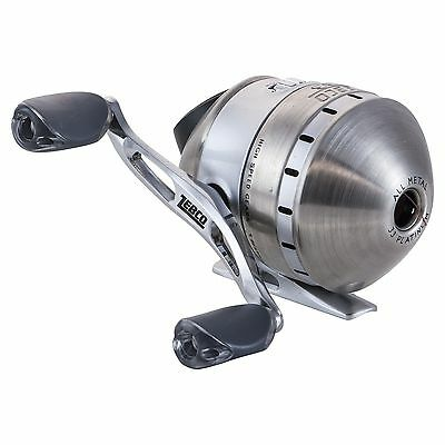 2017 ZEBCO 33 PLATINUM  Spin Cast Reel 5 Ball Bearing Drive 33KPL NEW in BOX