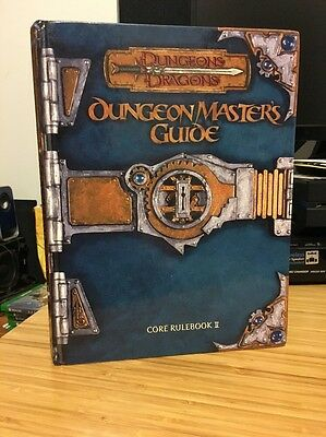 Dungeon Masters Guide - Dungeons and Dragons 3rd Edition