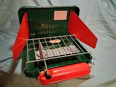 Thermos 8429 Camping Stove Like New In Box
