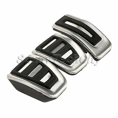 Car Clutch LHD Gas Fuel Brake Pedal for  A4 A5 A6 RS7 A7 Q5 Plate Cover Set