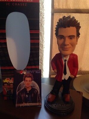 Best Buy Children Foundation Nsync Bobble Head Jc Chasez 2001 Collectible