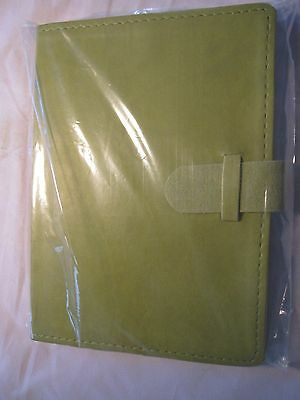 Journal Notebook Paper by C.R. Markings-Italian Leather NEW