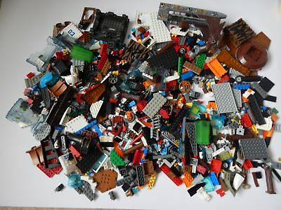 Lego Assorted Job Lot For Spares Or Repairs