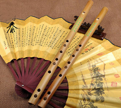 idea Gift  for Children No need dimo one piece Chinese Bamboo Flute dizi F key