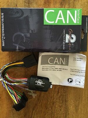 CANBUS Adapter Cable Interface Mercedes C class W203 CLK class W209