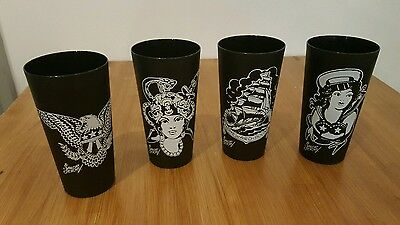 Amazing Sailor Jerry Beakers Limited Edition