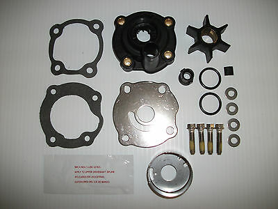 New Johnson And Evinrude Outboard Water Pump Kit. Suits 25 & 35 Hp.