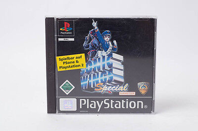 Playstation 1 Spiel  PS1 PS ONE Sonic Wings special