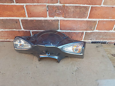 sym 125 symphony panel ,SR top fairing panel + indicators