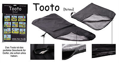 TooTo Golf Tool Handtuch