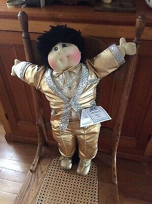 Cabbage Patch Kid- Marty Elvis