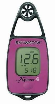 Xplorer 4 Skywatch Pocket Wind Temp Compass Barometer - Handheld Anemometer