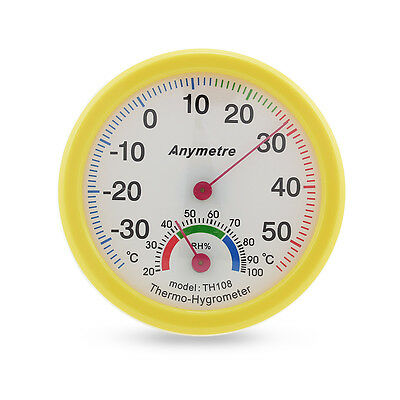 Baby Raumthermometer Thermometer Sü?e Gelb Thermometer Badethermometer Anzeige