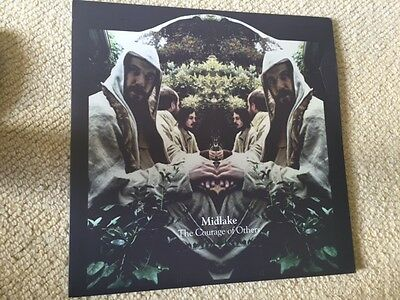 Midlake - Courage Of Others  Unplayed - Bella Union Us Pressing Read Description