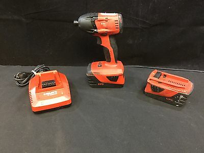 """Hilti SID 18-A 18-Volt 21.6V 1/4"""" Hex Cordless Impact Driver *Works Great"""