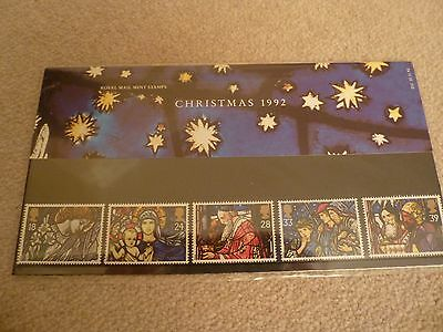 Christmas Stamps 1st Day Covers MNH