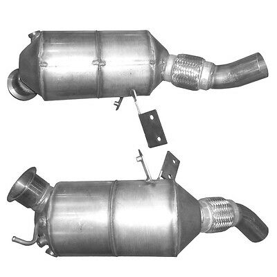 Replacement Exhaust Diesel Particulate Filter DPF Cat Combined REDUCED TO CLEAR
