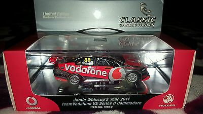 1:43 scale carlectables v8 supercar. Limited certificate edition.