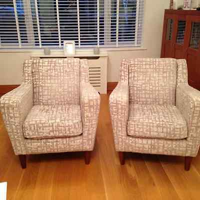 2 * Arm Chairs
