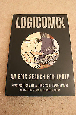 Logicomix: An Epic Search for Truth by Apostolos Doxiadis, Christos H....