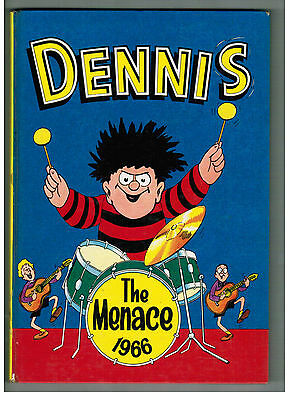 DENNIS THE MENACE ANNUAL 1966 from Beano Comic NICE!