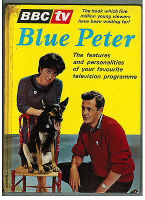 BLUE PETER ANNUAL No. 1 from 1964