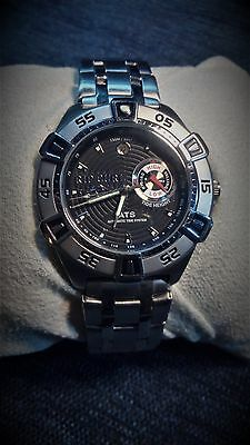 Rip Curl 150M Stainless Steel Tide Monitor Watch