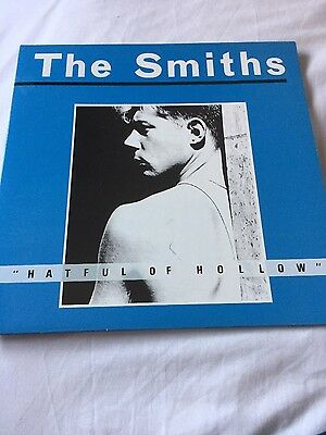 """The Smiths Hateful Of Hollow 12"""" LP"""