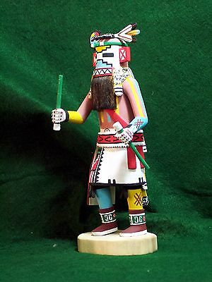 Hopi Kachina Doll - The Hilili Kachina - Impressive!
