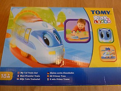 tomy, my first train set. 18m plus.