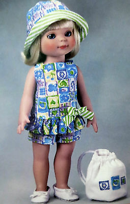 """vintage 2000 Tonner -LINDA MCCALL """"DAY AT THE SHORE """"NRFB NEW outfit only"""