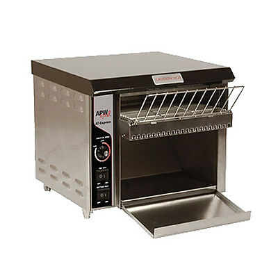 APW Wyott AT Express Countertop Electric Conveyor Toaster