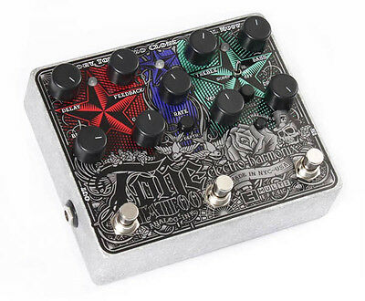 Electro-Harmonix Tone Tattoo Multi-Effects Pedal MINT Condtion