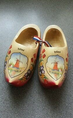 Wooden Clogs from Amsterdam