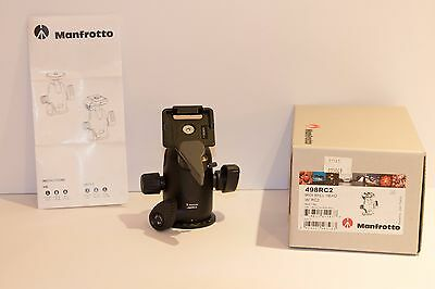 Manfrotto 498RC2 Ball Head