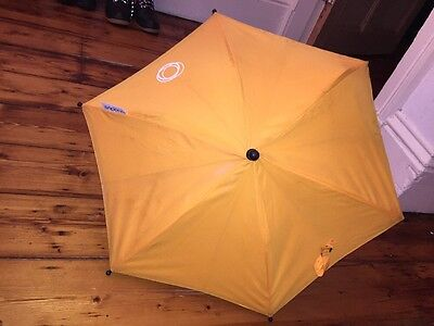 Bugaboo Yellow Parasol Red (comes With Clip To Fit Bee)
