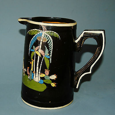 Wonderful Tonala Blackware Pitcher