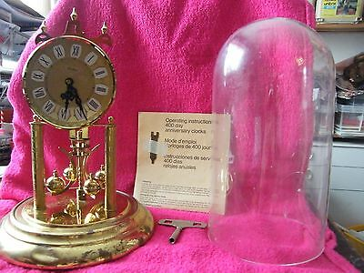 Vintage 400 day anniversary clock spares and repair