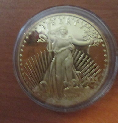 Tribute Proof 1933 $20.00 Gold Piece Hl0063