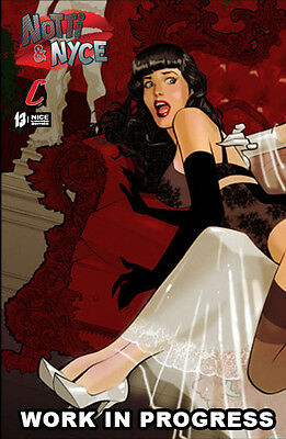 Notti & Nyce #13  Nice Ltd. Ed. 150 with Cover by Franchesco