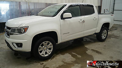 2016 Chevrolet Colorado LT Crew Cab Pickup 4-Door 2016 Chevrolet Colorado LT 4-Door 3.6L, Salvage Title, Repairable, Rebuildable