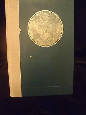 """Readers Digest Great World Atlas First Edition 1962 15 3/4"""" X 11"""""""
