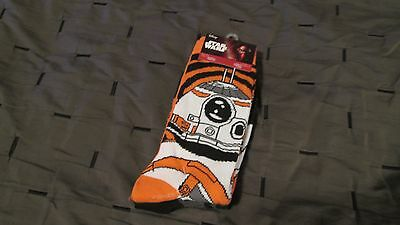 Star Wars The Force Awakens set of 2 pairs of socks NEW
