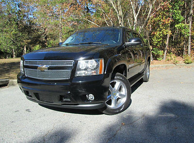 """2008 Chevrolet Avalanche 2WD Crew Cab 130"""" LT w/2LT CLEAN CARFAX 5.3L V8 LEATHER SUNROOF BACK UP CAMERA 20'S BED COVER TOW"""