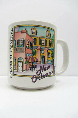 Mug New Orleans French Quarter Cup