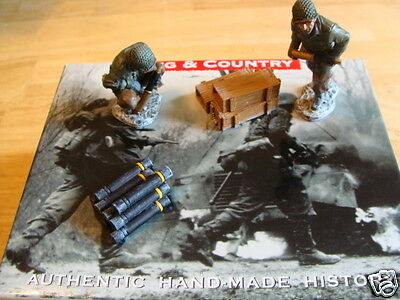 King and Country toy solders