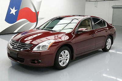 2010 Nissan Altima  2010 NISSAN ALTIMA 2.5 SL SUNROOF NAV HTD LEATHER 75K #542011 Texas Direct Auto