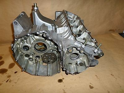 99 07  Suzuki Hayabusa Gsx1300R Oem Engine Cases Block Clean 2000
